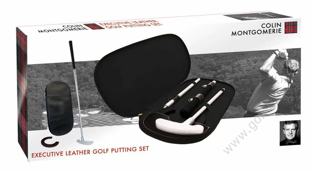 Executive Golf Putting Set, Colin Montgomerie Collection
